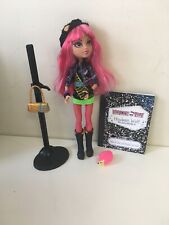 MONSTER HIGH 13 WISHES HOWLEEN WOLF DOLL Complete Set EUC HTF
