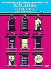 New York Stories (DVD, 2003) Francis Coppola. Woody Allen, Martin Scorsese