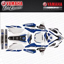 NEW YZ450F GRAPHIC KIT BY D'COR VISUALS YAMALUBE DURABLE VINYL DBY-ACC56-34-86