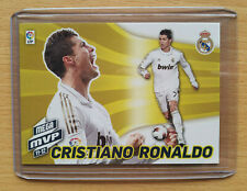 MEGA MVP 💥 CRISTIANO RONALDO REAL MADRID 🇵🇹 MEGACRACKS LA LIGA 12 13 MINT