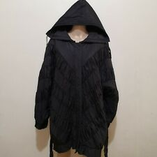 H&M Black Quilted PufferJacket/ Parka Coat Jacket