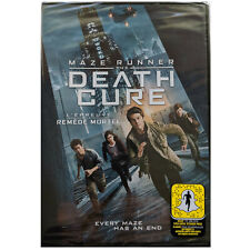 Maze Runner the DEATH CURE, New DVD. French and English.