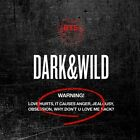 BTS-[DARK & WILD] 1st Album CD+PhotoBook+PhotoCard+Gift KpopSealed DARK and WILD