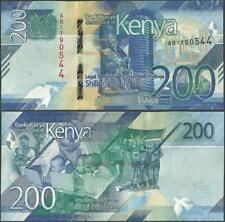 Kenya,Pnew,B146,200 Shillings ,2019 ,AUNC,new series @ EBS