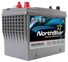 NORTHSTAR Pure Lead Marine Group 24M Battery NSB-AGM24M