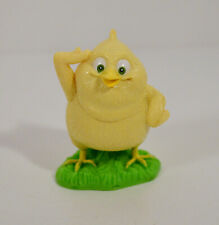 "2011 Carlos Phil Yellow Chick 2.25"" Easter PVC Movie Action Figure Hop Universal"