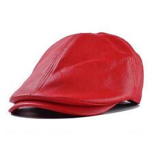 Men Duckbill Flat Ivy Cap Outdoors Golf Driving Newsboy Casual Cabbie Beret Hat