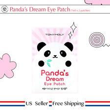 Tony moly Panda's Dream Eye Patch 7mlx2 (3, 5, 10 PCS)+ Free Sample [ US Seller]