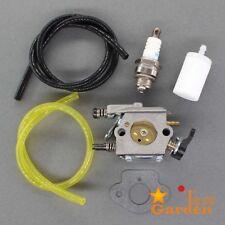 Carburetor for Husqvarna 51 55 Chainsaw 503281504 # Walbro WT-170-1 Fuel Line