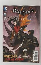 DC COMICS BATMAN ARKHAM KNIGHT GENESIS #3 DECEMBER 2015 1ST PRINT NM