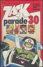 Zack Parade Taschenbuch Nr. 30 + Zack-Ecken (Koralle 1978) Z 1-2