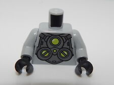 Lego Super Heroes Torso Armor with Lime Circles Pattern Doc Ock #SH7