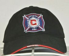 Chicago Fire Baseball Hat Soccer Club MLS Adult Cap Radio Shack Major League