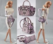 "Sherry Doll Bag 12-22"" Tonner Sybarite Fashion Royalty Poppy Parker FR2 (27Bag-5"