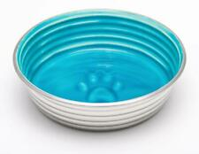 Loving Pets Le BOL Dog Bowl, Medium, Seine Blue