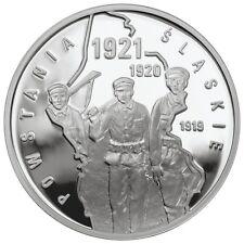 Poland / Polen - 10zl Silesian Uprisings