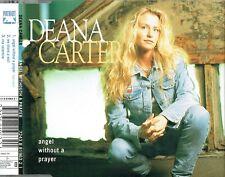 "DEANA CARTER - 5""CD - Angel Without A Prayer (radio edit) UK 3 Track. Patriot"