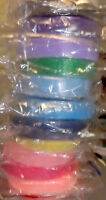 Nylon Knitting Ribbon Knit Crochet or Sew in 15 Colours  25mm X 90 Meter Roll