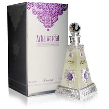 Arba Wardat, Concentrated Arabian Perfume Oil Oriental Exotic, By Rasasi