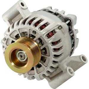 250AMP HIGH OUTPUT ALTERNATOR  Fits FORD EXCURSION F-SERIES F450 F550 7.3L 99-01