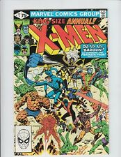 Uncanny X-Men King-Size Annual #5 1981 Excellent NM condition high gloss one own