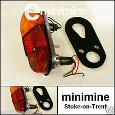 Classic Mini Mk1 Rear Light Lamp Unit L/H 13H222 N/S austin Rover cooper MPI 998