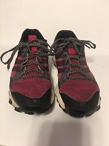 Adidas Kanadia TR7 Womens Size 8 Athletic Trail Running Shoes AQ4813