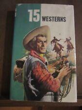 15 westerns adaptés par Yvonne Girault/ Gautier-Languereau