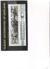 2011  ROYAL MAIL PRESENTATION PACK CLASSIC LOCOMOTIVES OF ENGLAND MINI SHEET