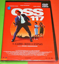 OSS 117 EL CAIRO NIDO DE ESPIAS -DVD R2- Français Español - Precintada
