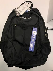 Brand New With Tags Swiss Gear Black Backpack!