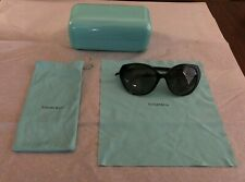 Tiffany & Co. Polarized Sunglasses Hard Shell Case Bag Cleaner Please Read Below