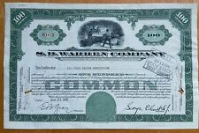5x American certificates