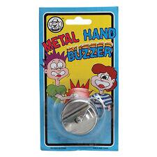 METAL HAND #buzzer FANCY DRESS ACCESSORIO generale scherzo per 6 anni e oltre