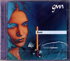 Daniella GANEVA: RUSH Mackey Instrall Horne Percussion Hellawell Let's Dance CD