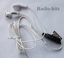 Motorola Police MTH MP3 Style Earpiece Microphone MTH800 MTP850