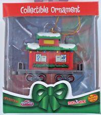 Monopoly CABOOSE Christmas Ornament Train Retired 2006 Gift Box Basic Fun NEW