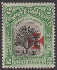 North Borneo Red Cross Stamps
