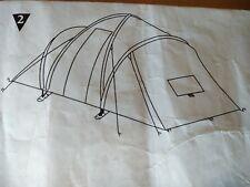 Tenda da campeggio Scoprega per 4/6 posti