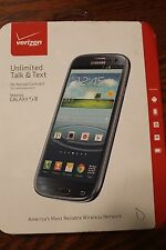 NEW & Sealed Verizon Samsung Galaxy S3 SIII Prepaid Smartphone Cell Phone