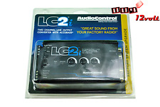 AudioControl LC2i  2 Channel Line Converter with AccuBASS