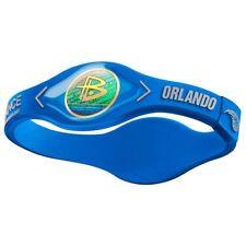 Authentic Power Balance Silicone Wristband - Orlando Magic - Small