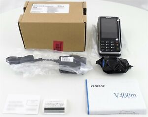 Verifone V400M Portable Touch Card Reader M475-013-34-NAA-5 Used (D)