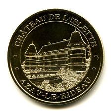 37 AZAY-LE-RIDEAU Château de l'Islette, 2011, Monnaie de Paris