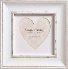 Glass Heart Photo & Picture Clip Frames/Frameless Frames