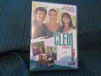 """COFFRET 3 DVD """"CLEM - SAISON 5"""" Victoria ABRIL, Laurent GAMELON, Lucie LUCAS"""