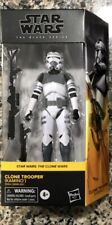 Star Wars The Black Series Clone Trooper (Kamino) 6-Inch Action Figure (In stock
