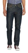 Levi's hombre 501 Fit original Jeans azul 40w X 32l