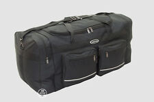 ARIANA High Quality Lightweight Holdall Duffle Cargo Travel Cabin Gym Bag Black