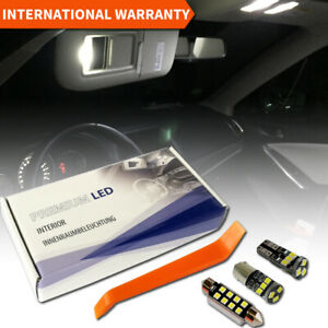 Mazda CX-5 LED Interior Kit Premium 8 White Error Free Bulbs KE KF 2012-2020